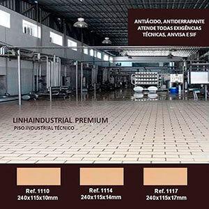 Venda de piso industrial