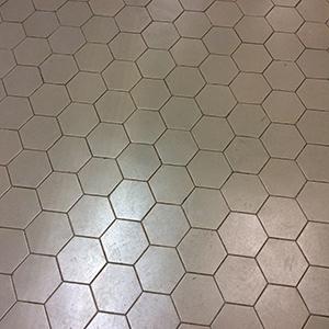 Fabricante de piso hexagonal