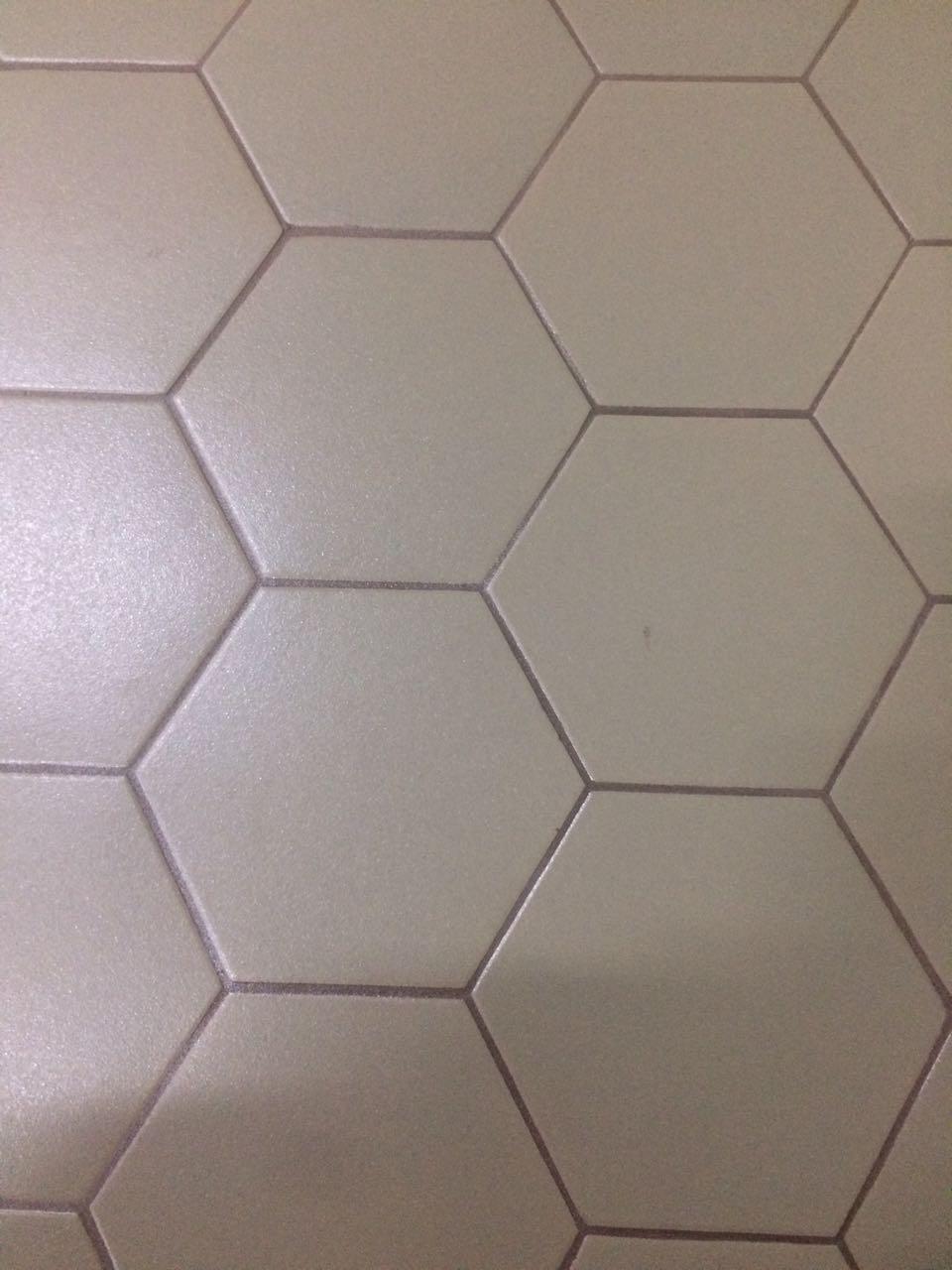Piso Hexagonal Cer Mica S O Luiz